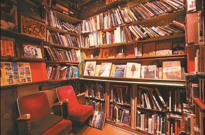 """中青报刊文:别让""""网红""""标签消解了书店的本真"""