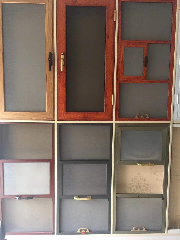 久益鋁藝紗窗系列