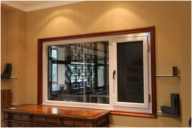 一起了解宜昌窗紗一體平開窗的優勢