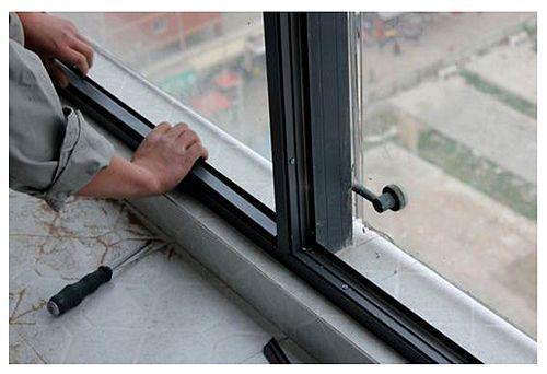如何選擇鋁合金門窗密封膠條