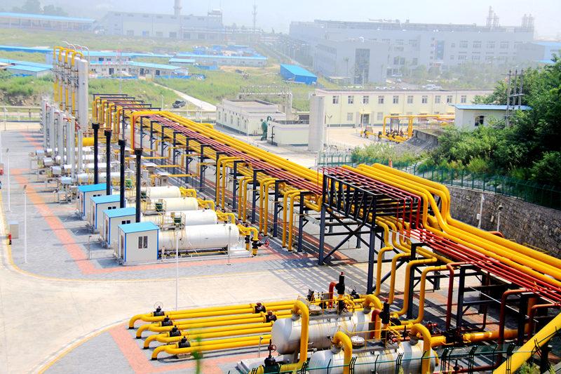 陕西石油天然气设计施工