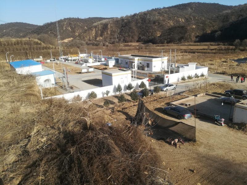 采油厂配水间工程设计