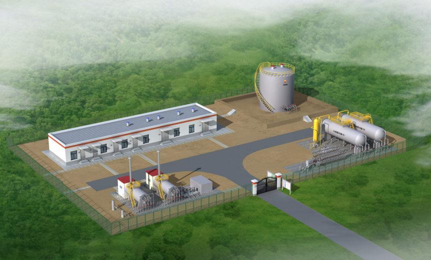 陕西石油天然气测量