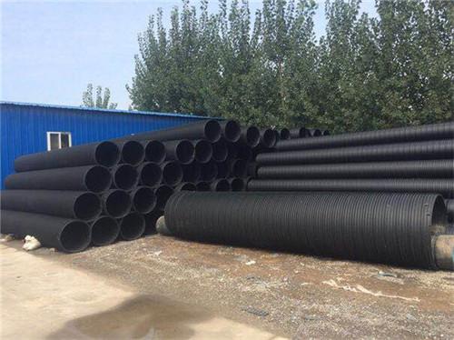 川品建材HDPE双壁波纹管