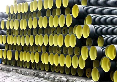 陕西HDPE双壁波纹管生产
