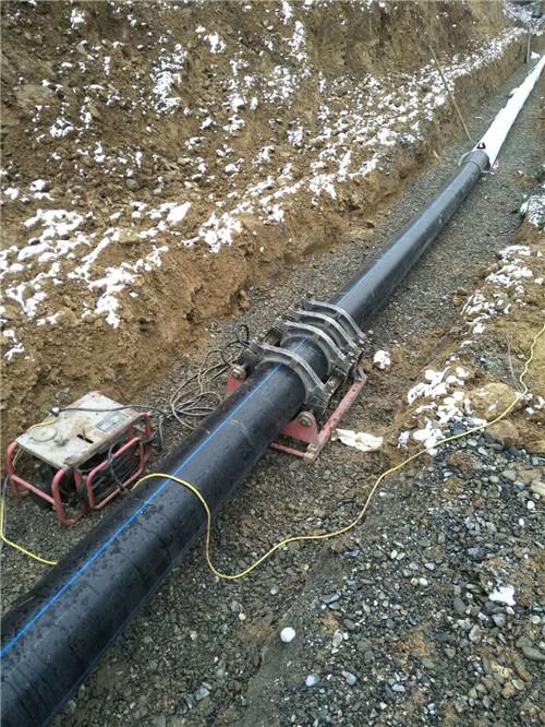 安康大道阳光尚都315pE给水填埋工程