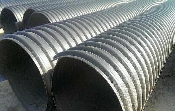 川品建材带你了解,HDPE双壁波纹管和钢带增强聚乙烯螺旋波纹管的区别是什么