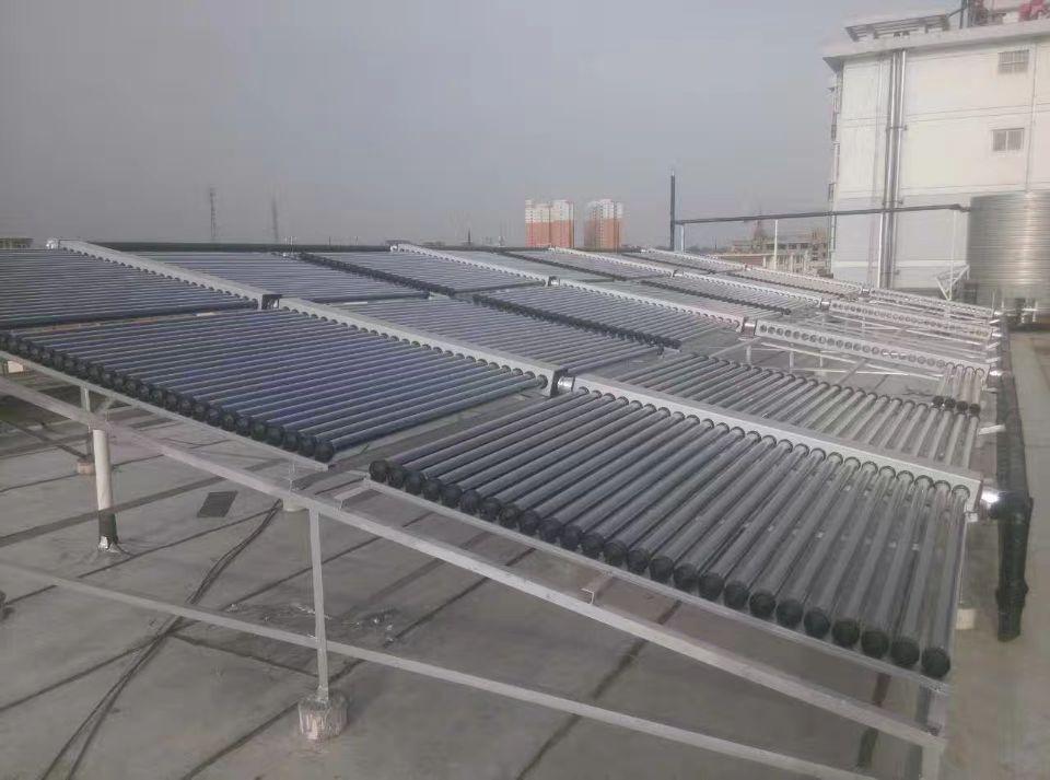 宜川德林酒店太陽能熱水系統