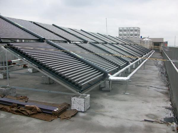 陜西太陽能熱水工程