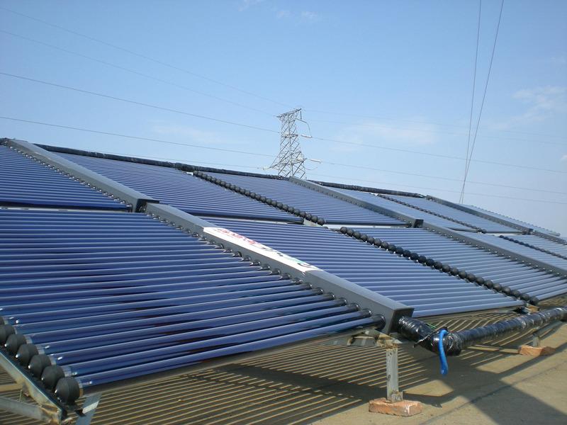 高爾夫球場--3噸太陽能熱水系統