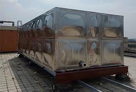不銹鋼保溫水箱_35m3保溫水箱