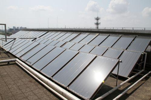 什么是太陽能熱水工程?