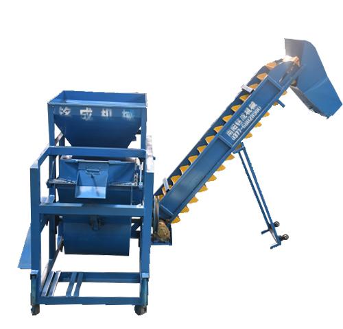 花生排雜機铭成机械制作 可顶替人工劳作 完整度高