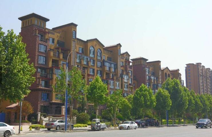 南阳某房地产与南阳玻璃厂合作案例