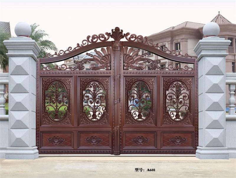 湖北铝艺庭院门