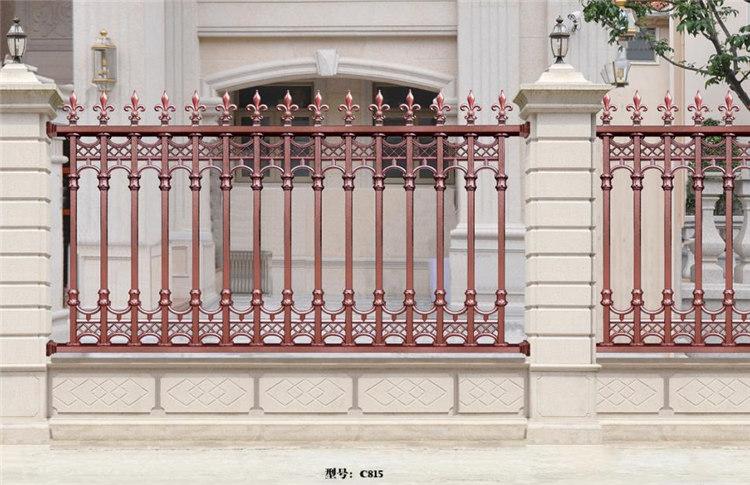 锌钢围栏价格