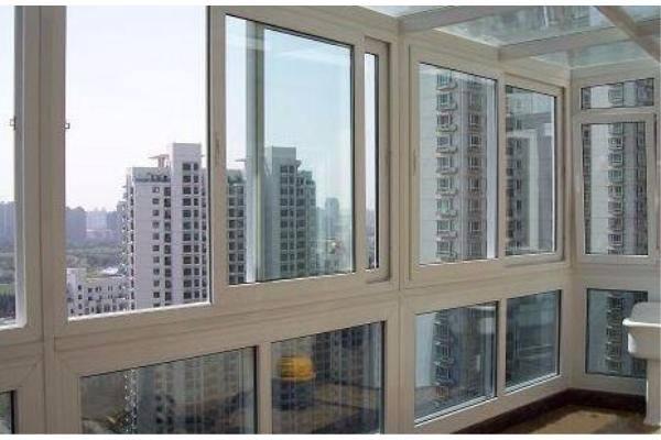 厂家定制铝合金门窗