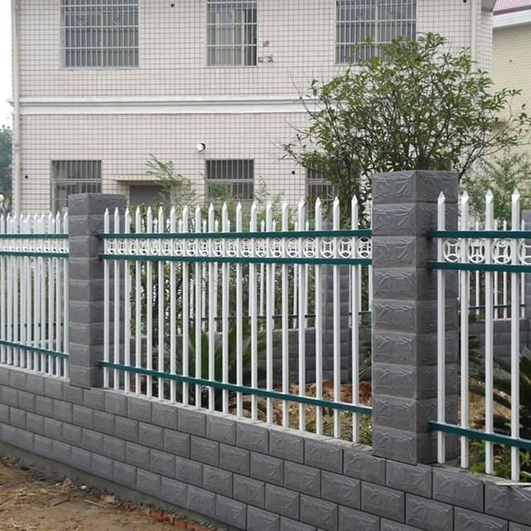 荆州锌钢围栏生产_销售护栏厂家