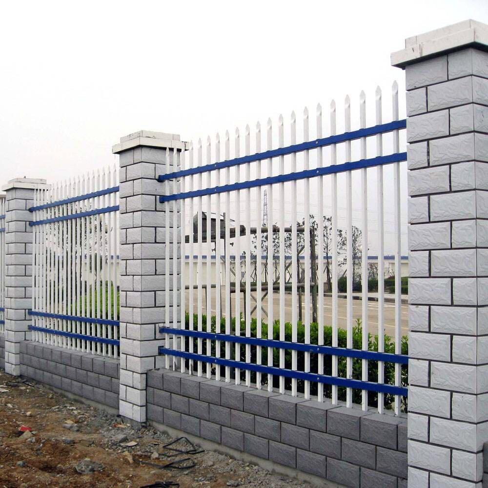 荆州锌钢围栏厂家_围栏网定制价格