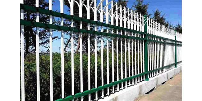 湖北锌钢围栏价格_定制围栏厂家