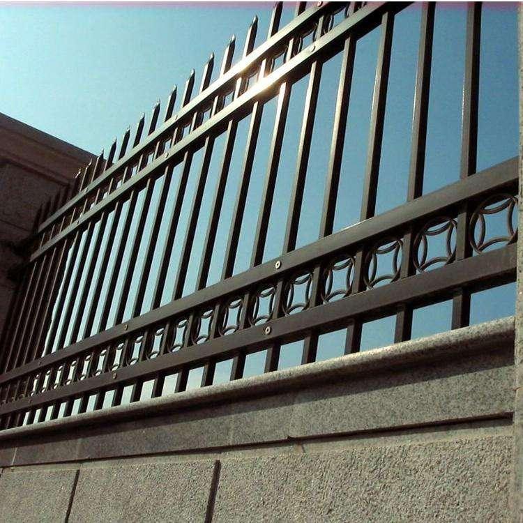 荆州锌钢围栏批发安装厂家
