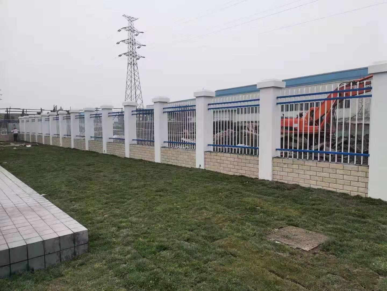 外墙围栏安装