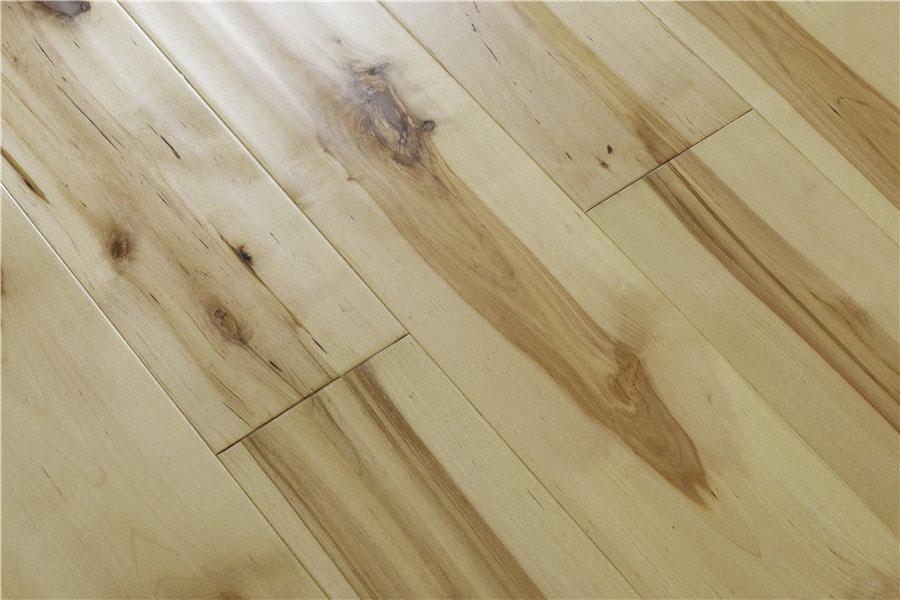 宁夏家装地板_欧洲白桦-OHD-001地板生产厂家