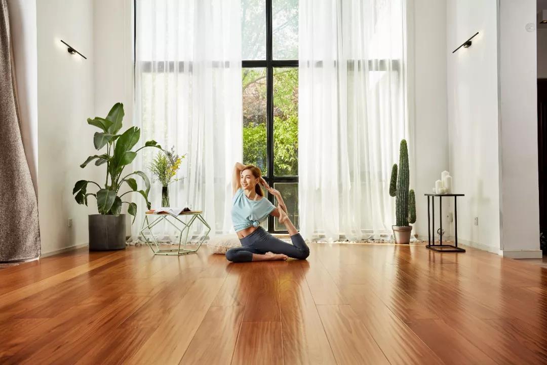 银川舞蹈室地板