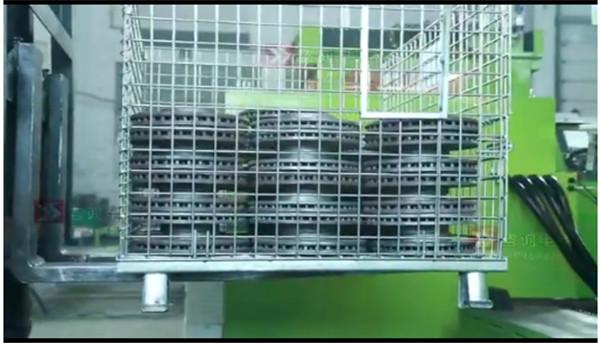 正倒立车ZDC刹车盘自动生产线