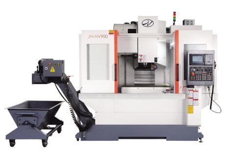 JN-NV900(三菱M80B系统皮带式8000rpm) 立式加工中心