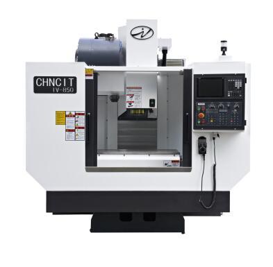 JN-IV850(三菱M80B系统皮带式Φ150 8000rpm) 立式加工中心