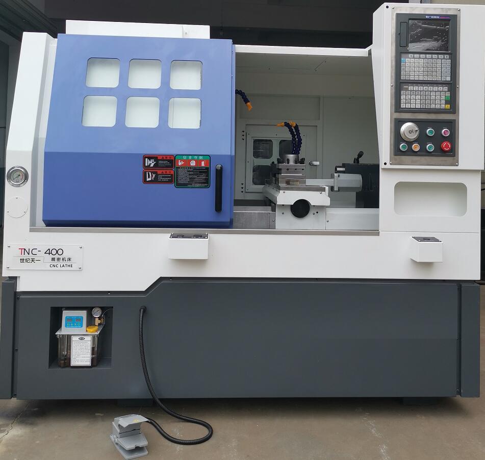 精密数控车床TNC-400技术协议