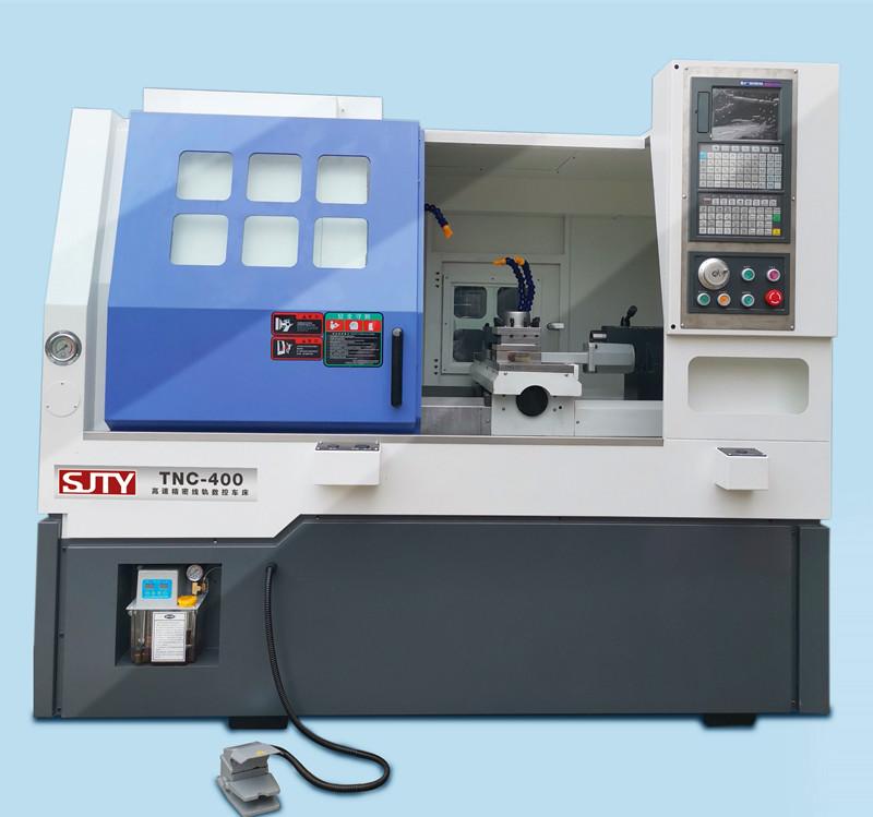 TNC-400高速精密线轨数控车床