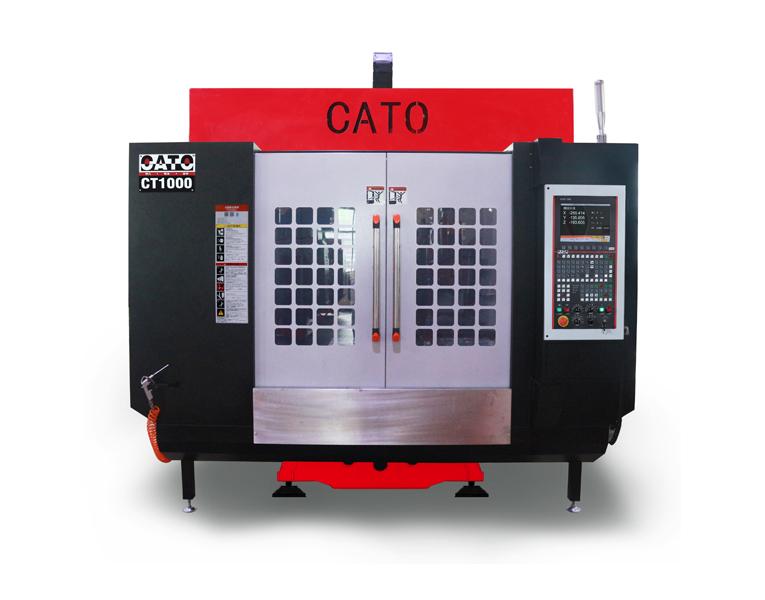 CT1000高速精密钻铣攻中心