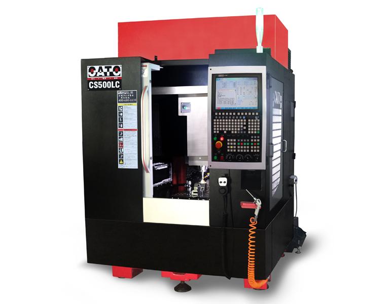 CS500LC高速陶瓷龙门加工中心