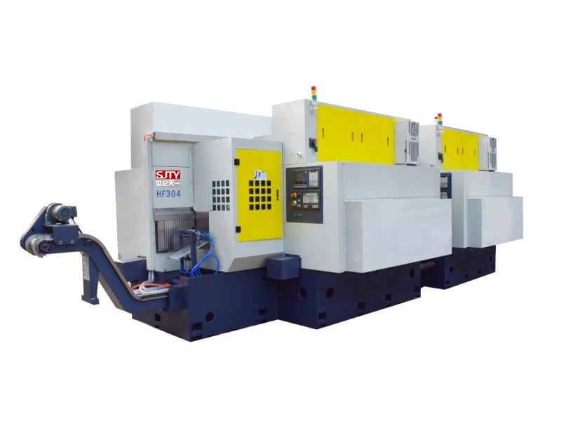 车铣复合一体化生产线HF304