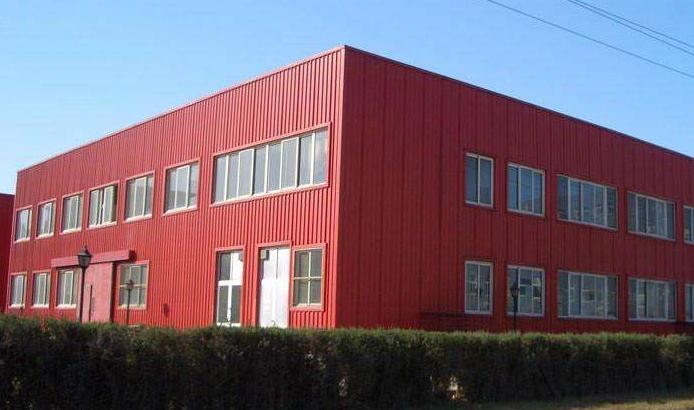 襄阳皓蓝钢结构厂房建设