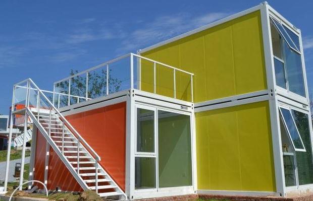 轻钢结构住房