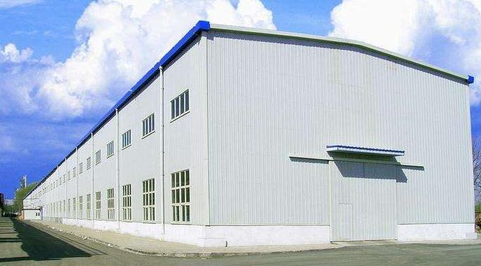 皓蓝高品质钢结构厂房