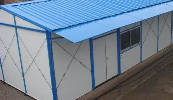 襄阳回收活动板房