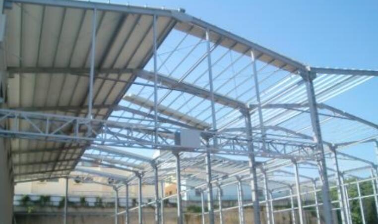 襄阳轻钢结构厂房安装