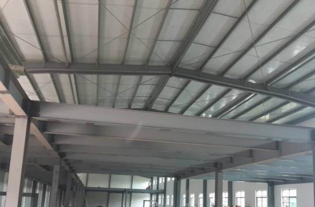 关于钢结构建筑的发展优势,皓蓝集成房屋分享一下!