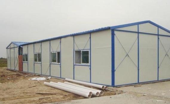 襄阳皓蓝和您分享一下养护活动板房的四个方面!