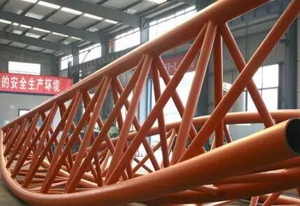 襄阳钢构厂房加工成形中变形问题处理方法!出现变形的原因,处理方式!