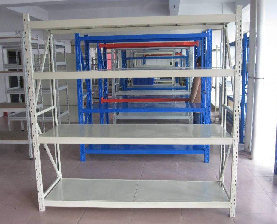 轻型隔板货架案例
