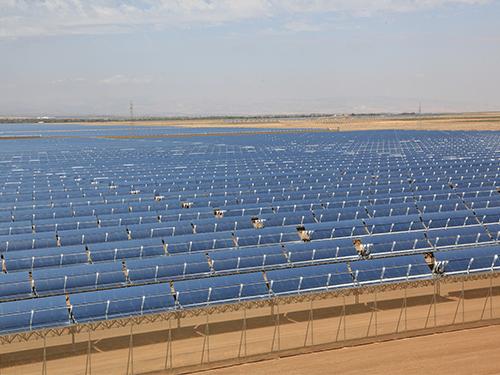 新疆太阳能供暖