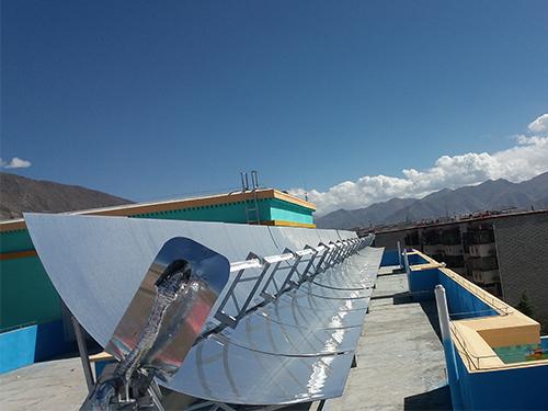 西藏槽式集热器销售