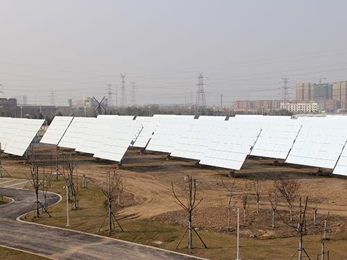 山西太阳能集热器