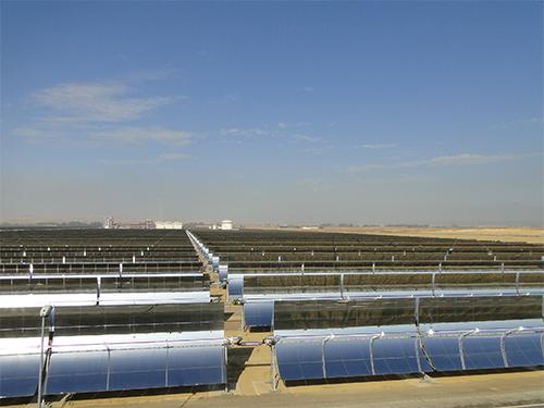 新疆槽式太阳能集热器