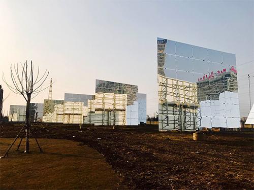 甘肃太阳能光热发电系统